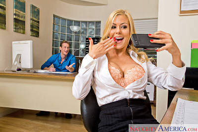 Alexis Fawx & Ryan Mclane in Naughty Office (2016)