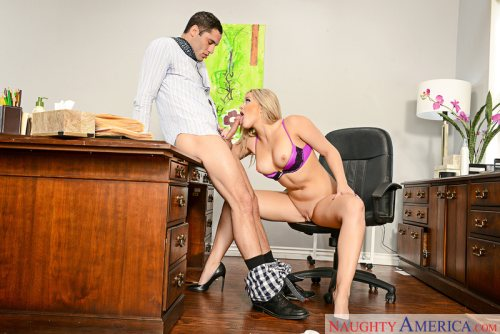 Alexis Texas & Damon Dice in Naughty Office (2016)