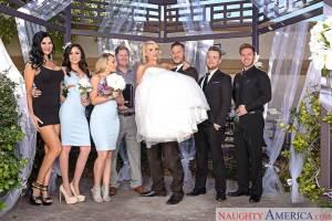 Alix Lynx & Danny Mountain in Naughty Weddings (2016)