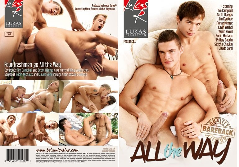 All the Way (Lukas Ridgeston) – Full Movie (BelAmiOnline / 2013)
