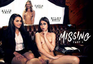 Missing: Part Four – Allie Haze, Karla Kush, Riley Reid (2016)