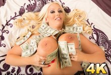 Alura Jenson Is Willing To Pay Top Dollar For A Deep ASS Fucking (2017)
