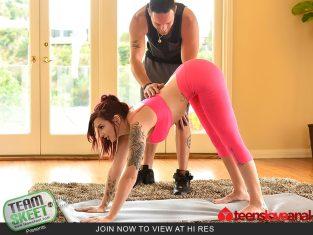 Anal Yoga – Amber Ivy (2017)