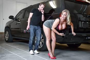Creampie Seduction – Amber Lynn Bach, Van Wylde (2016)