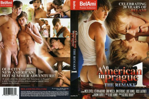 An American in Prague – Full Movie (BelAmiOnline / 2013)