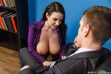 My Slutty Secretary – Angela White, Markus Dupree (2017)