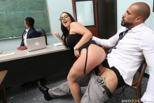 Parent Fucking Teacher Meetings! – Angela White, Karlo Karrera (2016)
