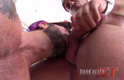 Thick Spanish Sausage – Antonio Aguilera, Martin Mazza [DarkAlleyXT]