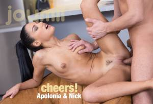 Cheers! – Apolonia, Nick R. (2016)