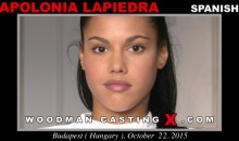 WoodmanCastingX – Apolonia Lapiedra (2016)