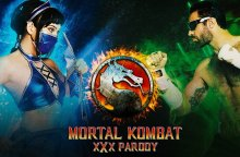 Mortal Kombat: A XXX Parody – Aria Alexander, Charles Dera (2017)