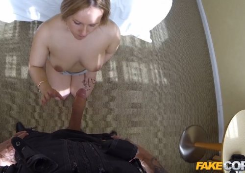 FakeCop – Curvy Slut Bounces on Cop's Cock – Ashley Rider (FakeHub / 2016)