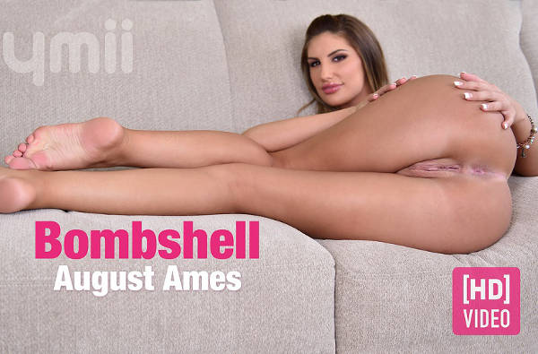 Bombshell – August Ames (2016)