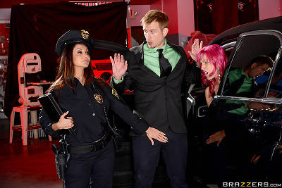 Milf Squad Vegas: Big Cock Commandeering – Ava Addams, Bill Bailey
