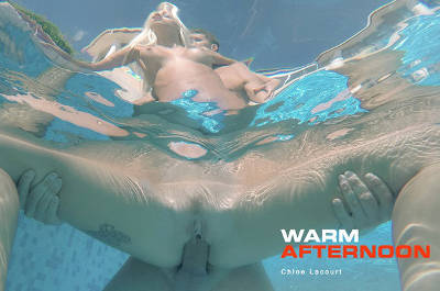 Warm Afternoon – Chloe Lacourt, Kristof Cale (2016)
