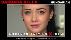 WoodmanCastingX – Barbara Bella (2014)