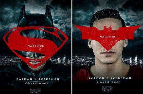 Batman V Superman: A Gay XXX Parody (2016)