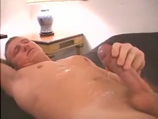 Big Sensitive Dick Head Orgasm