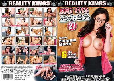 Big Tits Boss Vol. 27 – Full Movie (RealityKings / 2015)