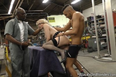 BlacksOnBlondes – Christie Stevens (DogFart / 2016)