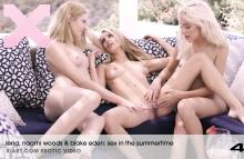 Sex In The Summertime – Blake Eden, Naomi Woods & Lena (2016)