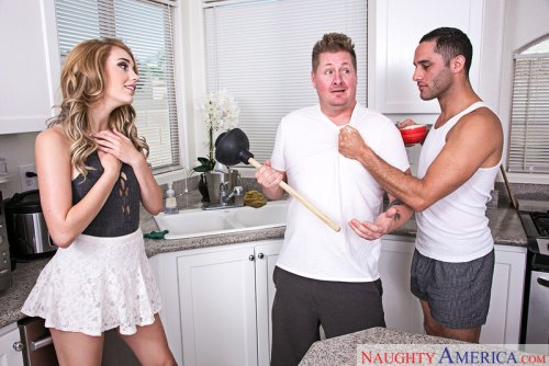 Blake Eden & Damon Dice in My Dad's Hot Girlfriend