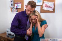 Brandi Love & Bill Bailey in Naughty Office (2012)