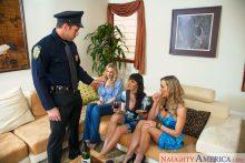 Brandi Love & Eva Karera & Julia Ann & Johnny Castle in My Friend's Hot Mom (2012)