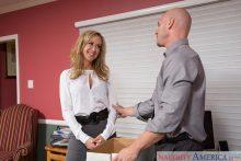 Brandi Love & Johnny Sins in Naughty Office (2012)