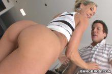 White milf has a huge ass – Brandi Love (2012)