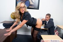 Brandi Love & Xander Corvus in My First Sex Teacher (2013)