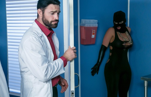 Break The Sperm Bank – Phoenix Marie, Charles Dera & Michael Vegas