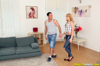 Girl for Two – Bree Haze (RealityKings / EuroSexParties / 2016)