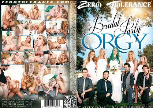 Bridal Party Orgy – Full Movie (ZeroTolerance / 2016)