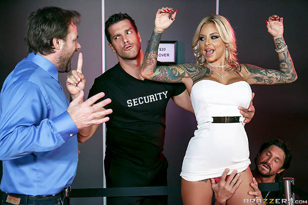 Anything To Get In! – Britney Shannon, Ramon Nomar, Tommy Pistol (2015)