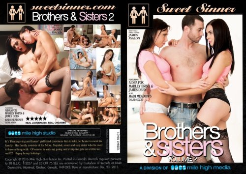 Brothers And Sisters 2 – Full Movie (SweetSinner / 2016)