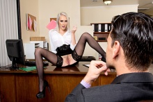Cadence Lux & Ryan Driller in Naughty Office (2016)