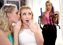We DP'd Mom – Samantha Rone, Cadence Lux & Sarah Vandella (2017)