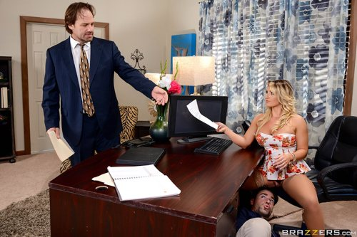Special Assistant To Ms. Carter – Cali Carter, Charles Dera (2016)