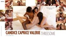 Threesome – Candice, Caprice & Valerie (Hegre / 2014)