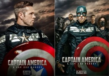 Captain America: A Gay XXX Parody – Full Movie (Men.com / 2016)