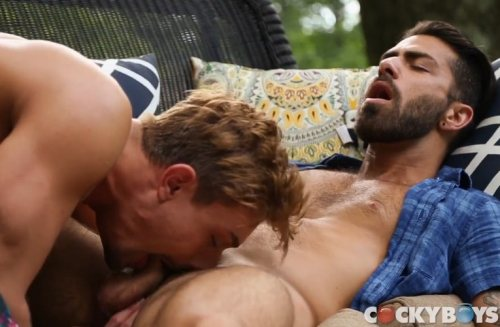 Adam Ramzi fucks Carter Dane (2016)