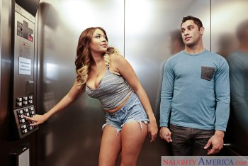 Cassidy Banks & Damon Dice in Neighbor Affair (NaughtyAmerica / 2016)
