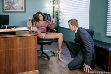 Young Bitchy Boss – Cassidy Banks, Danny D