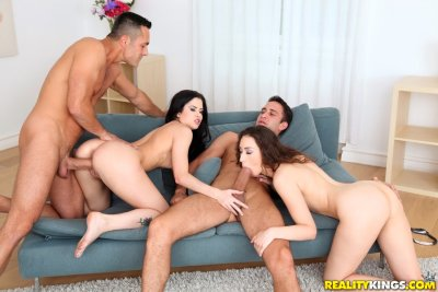 Cassies Fire – Cassie Right, Layla Bentho, Kai Taylor & Renato