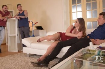 Triple Putter – Multidick Sucking Leads To Double Penetration – Cathy Heaven (2016)