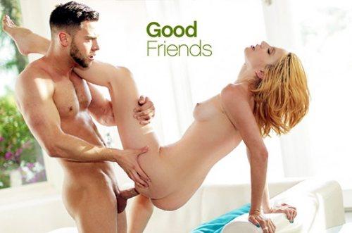 Good Friends – Cece Capella, Seth Gamble (EroticaX / 2016)