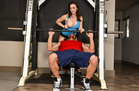 Nothing Beats A Personal Trainer – Chanel Preston, Johnny Castle