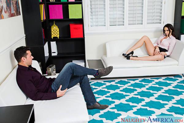 Chanel Preston & Ryan Driller in My Wife is My Pornstar (NaughtyAmerica / 2016)