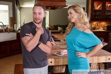 Cherie DeVille & Van Wylde in Seduced By A Cougar (2016)